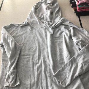 Old navy active hoodie XL